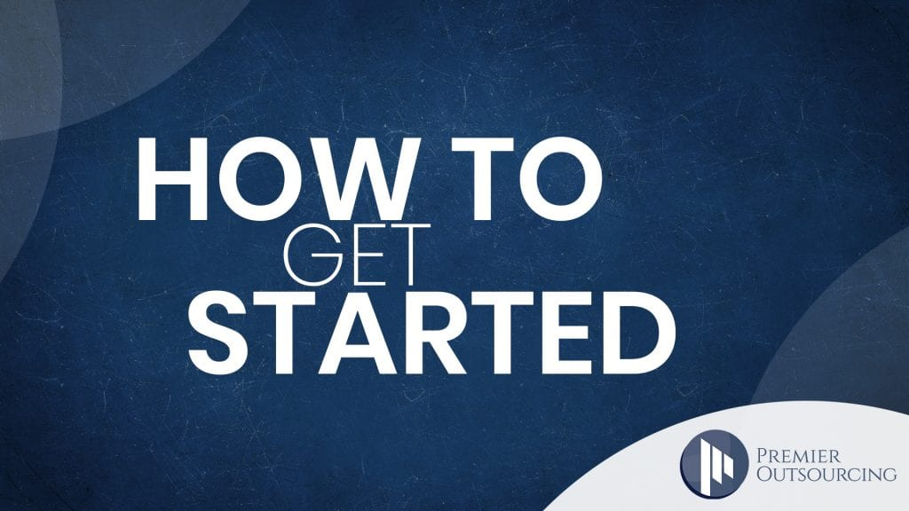 How to get started 1