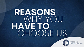 Reasons why you have to choose us